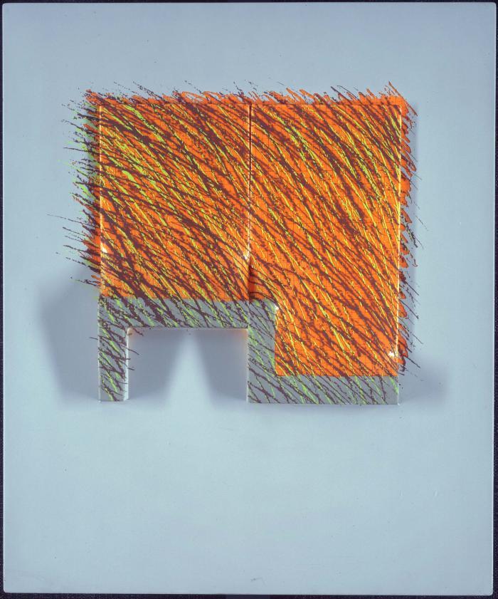 F. Blue-Orange (1971)